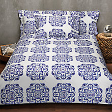 Buy Amalia Home Collection Palacio Cotton Bedding Online at johnlewis.com