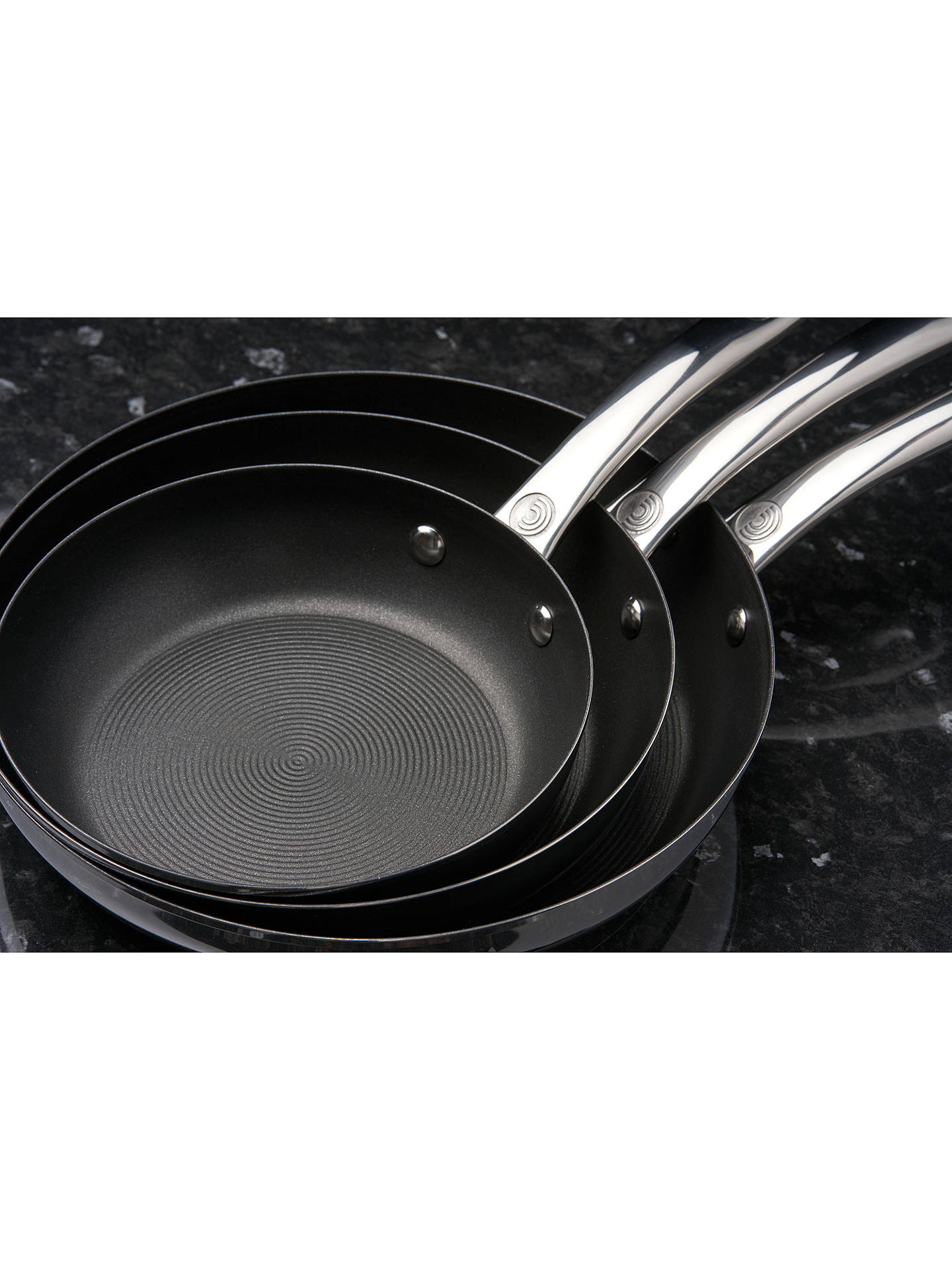 BuyCirculon Ultimum Stainless Steel 16cm Saucepan Online at johnlewis.com