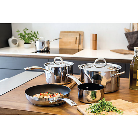 Buy Circulon Ultimum Stainless Steel Pan Cookware Online at johnlewis.com