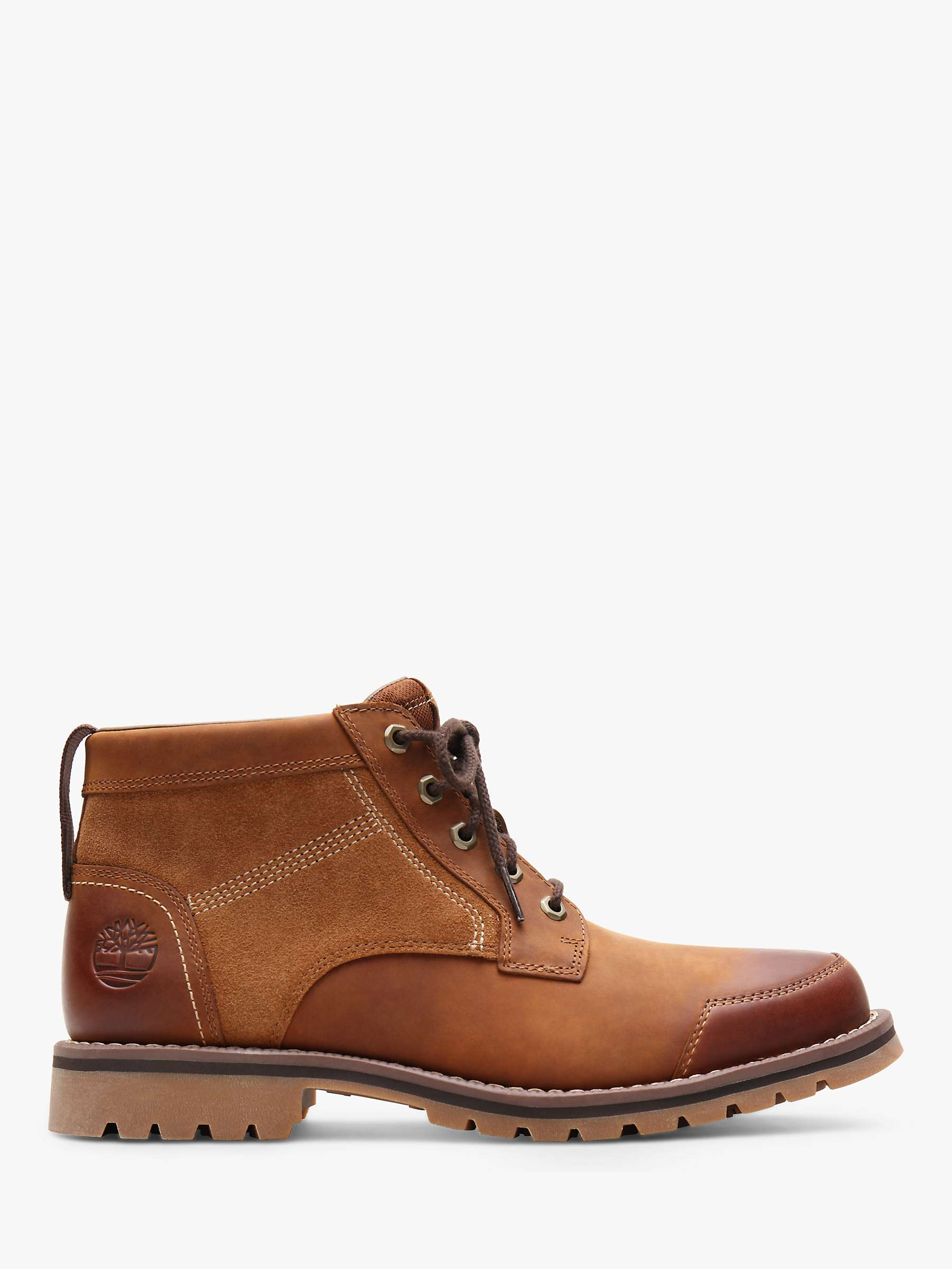 sombrero Explícito letal  Timberland Larchmont Chukka Boot, Medium Brown at John Lewis & Partners