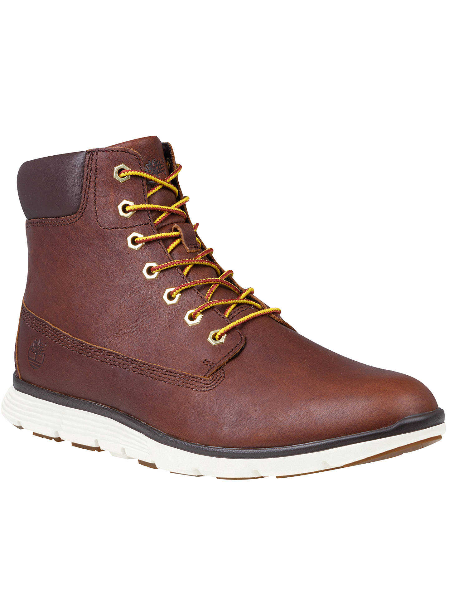 d17cffaa49 Buy Timberland Killington 6-Inch Boots, Brown, 7 Online at johnlewis.com