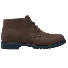 Buy Timberland Stormbuck Waterproof Chukka Boots, Dark Brown Online at johnlewis.com