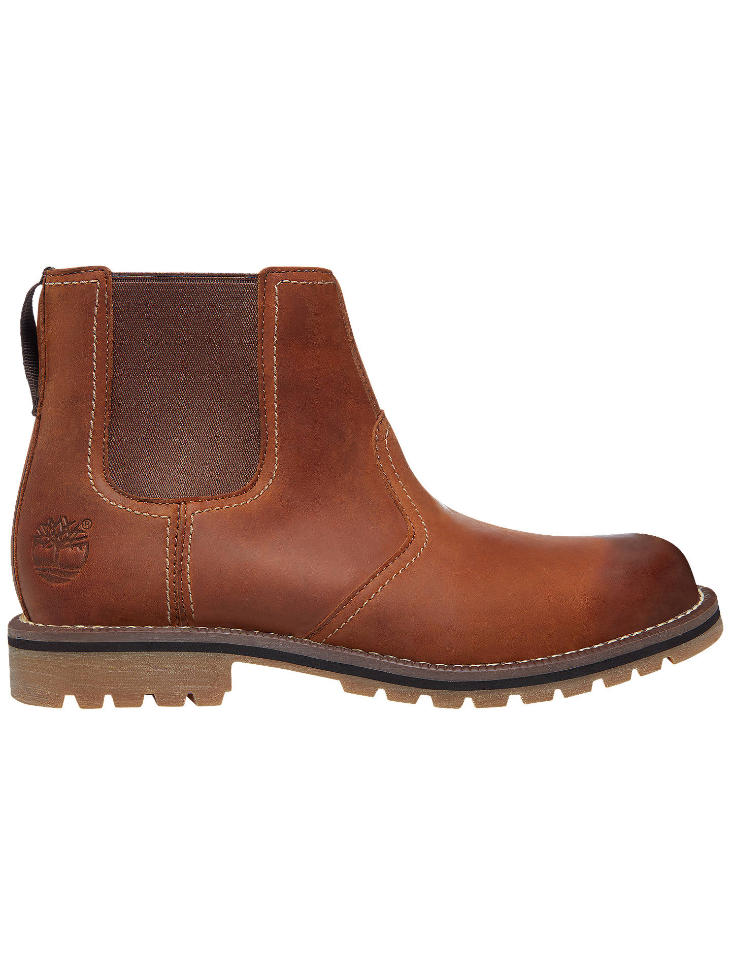 bb423494380c Timberland Larchmont Leather Chelsea Boot at John Lewis   Partners