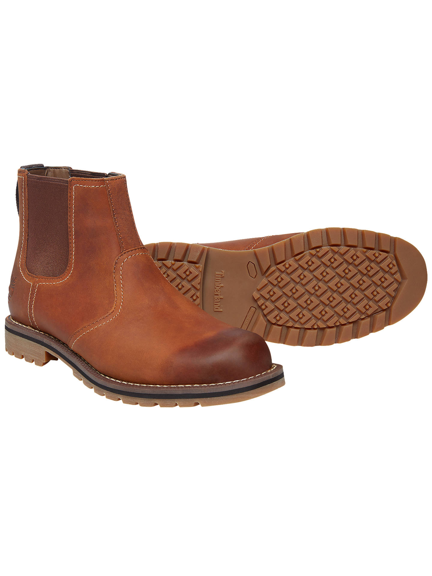 06357f7b5ee4 Timberland Larchmont Leather Chelsea Boot at John Lewis   Partners