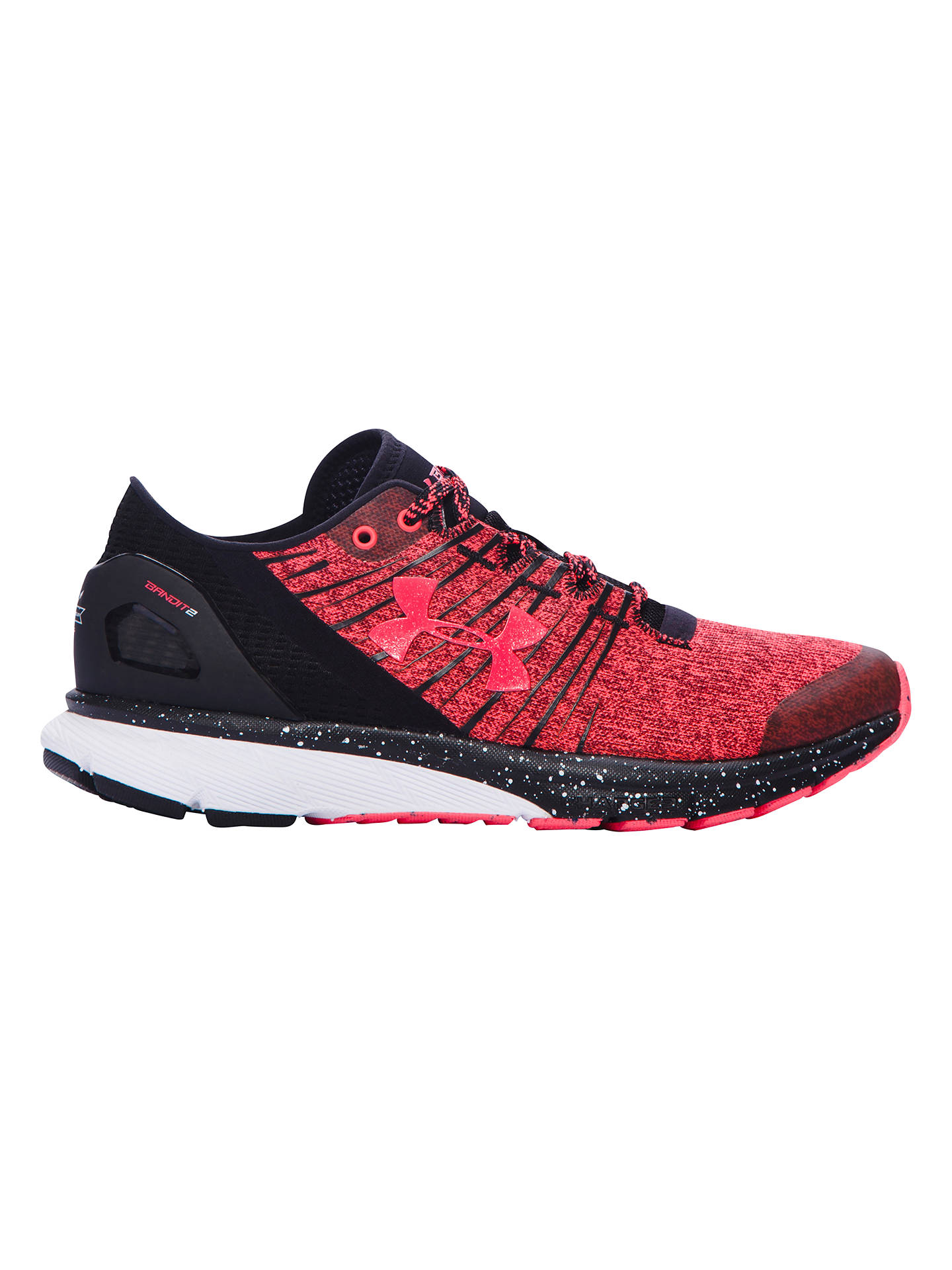 huge inventory 2b4f3 a84ec Under Armour Charged Bandit 2 Women's Running Shoes at John ...