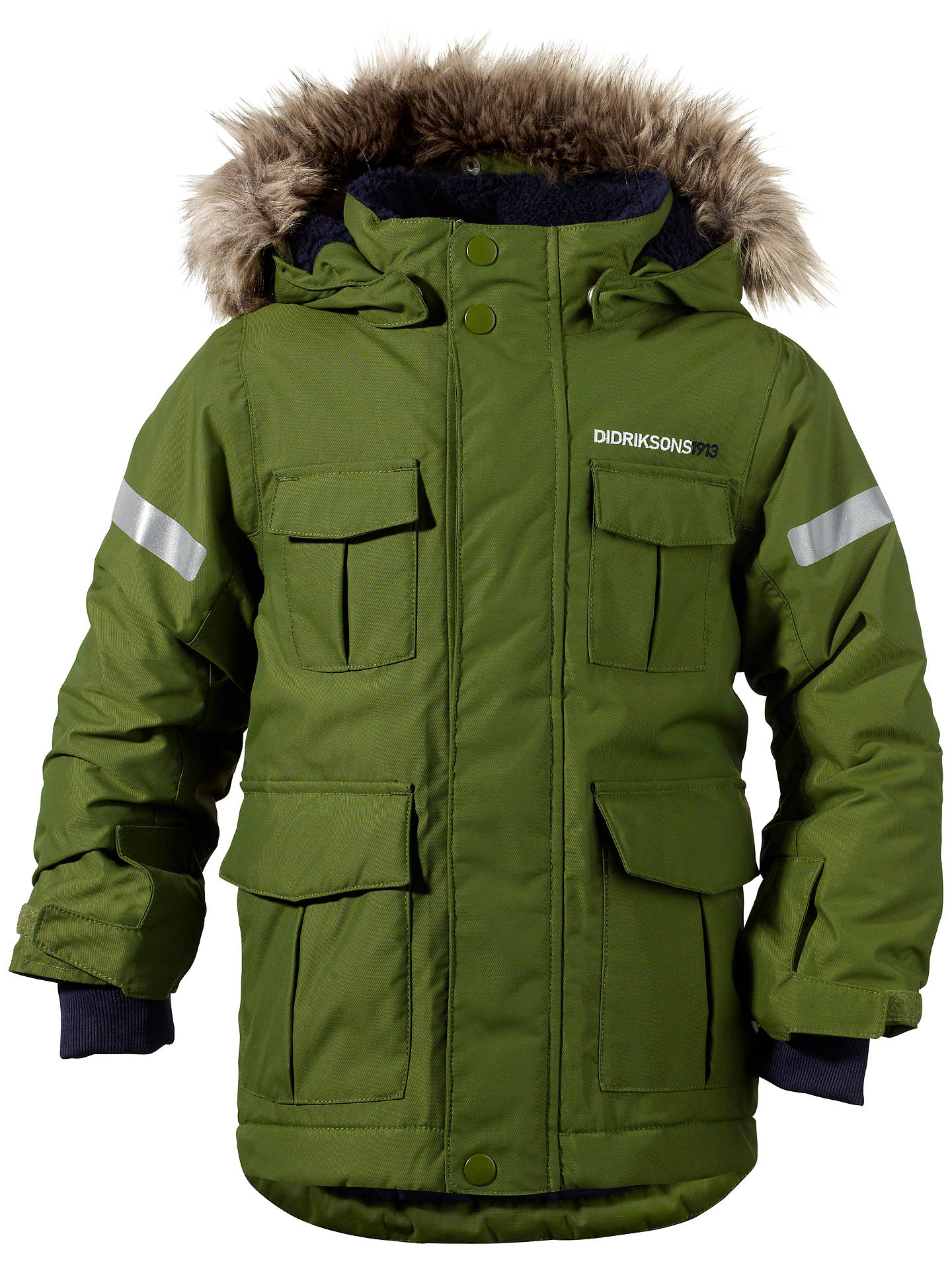 47544f60b Didriksons Children's Nokosi Waterproof Parka at John Lewis & Partners