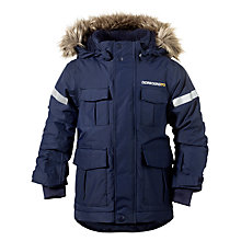 Buy Didriksons Children's Nokosi Waterproof Parka Online at johnlewis.com