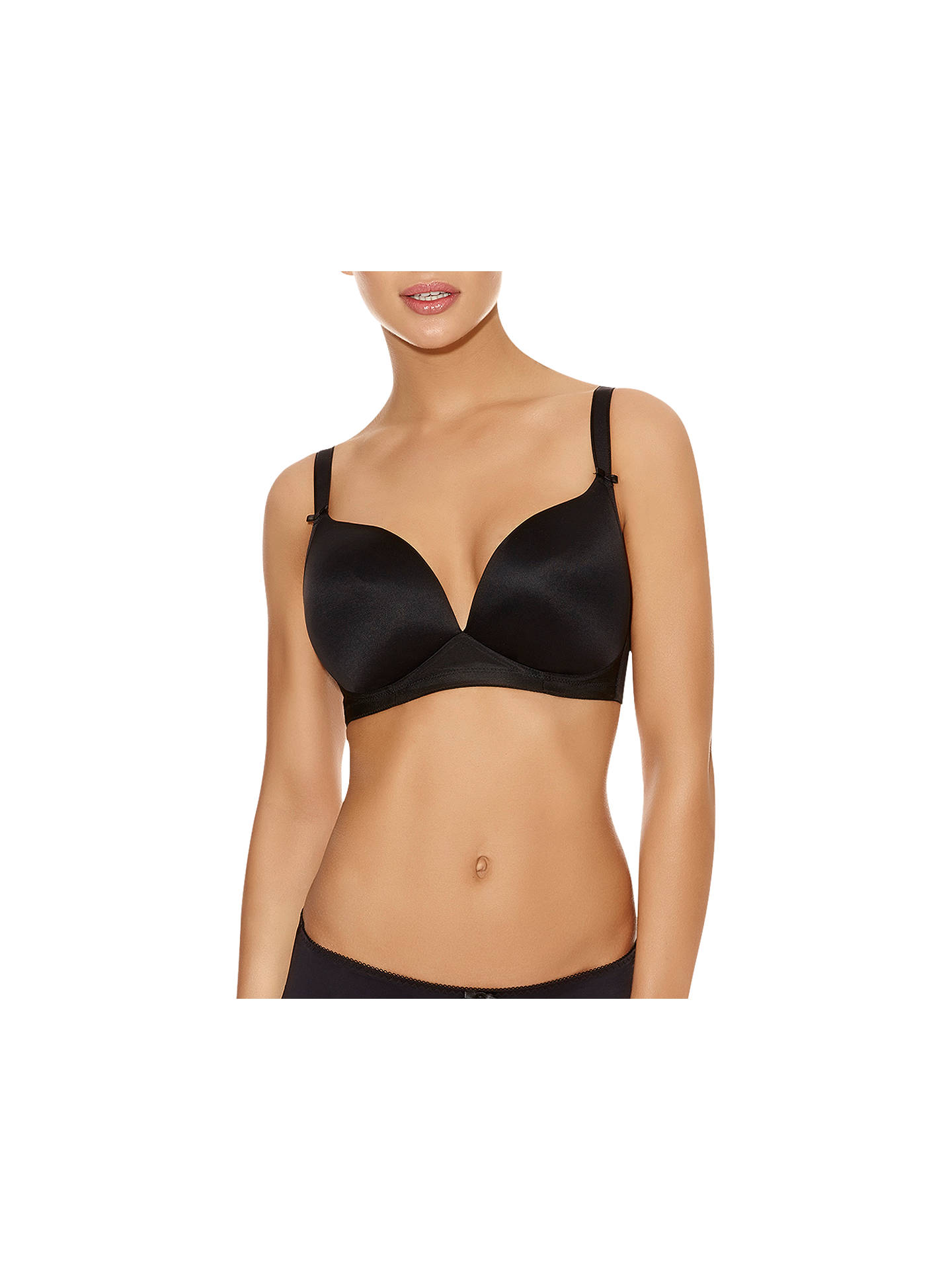 ddc918bbfe Freya Deco Moulded Soft Cup Bra at John Lewis   Partners