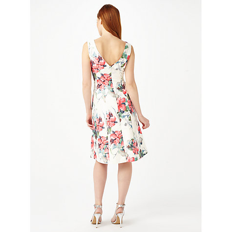 Buy Phase Eight Edie Floral Prom Dress, Multi Online at johnlewis.com