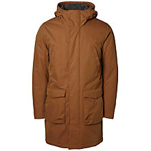Buy Selected Homme Andrew Light Padded Jacket, Dachshund Online at johnlewis.com