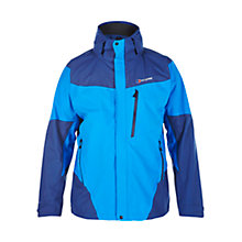 Buy Berghaus Arran Hydroshell Waterproof Men's Jacket, Blue Online at johnlewis.com