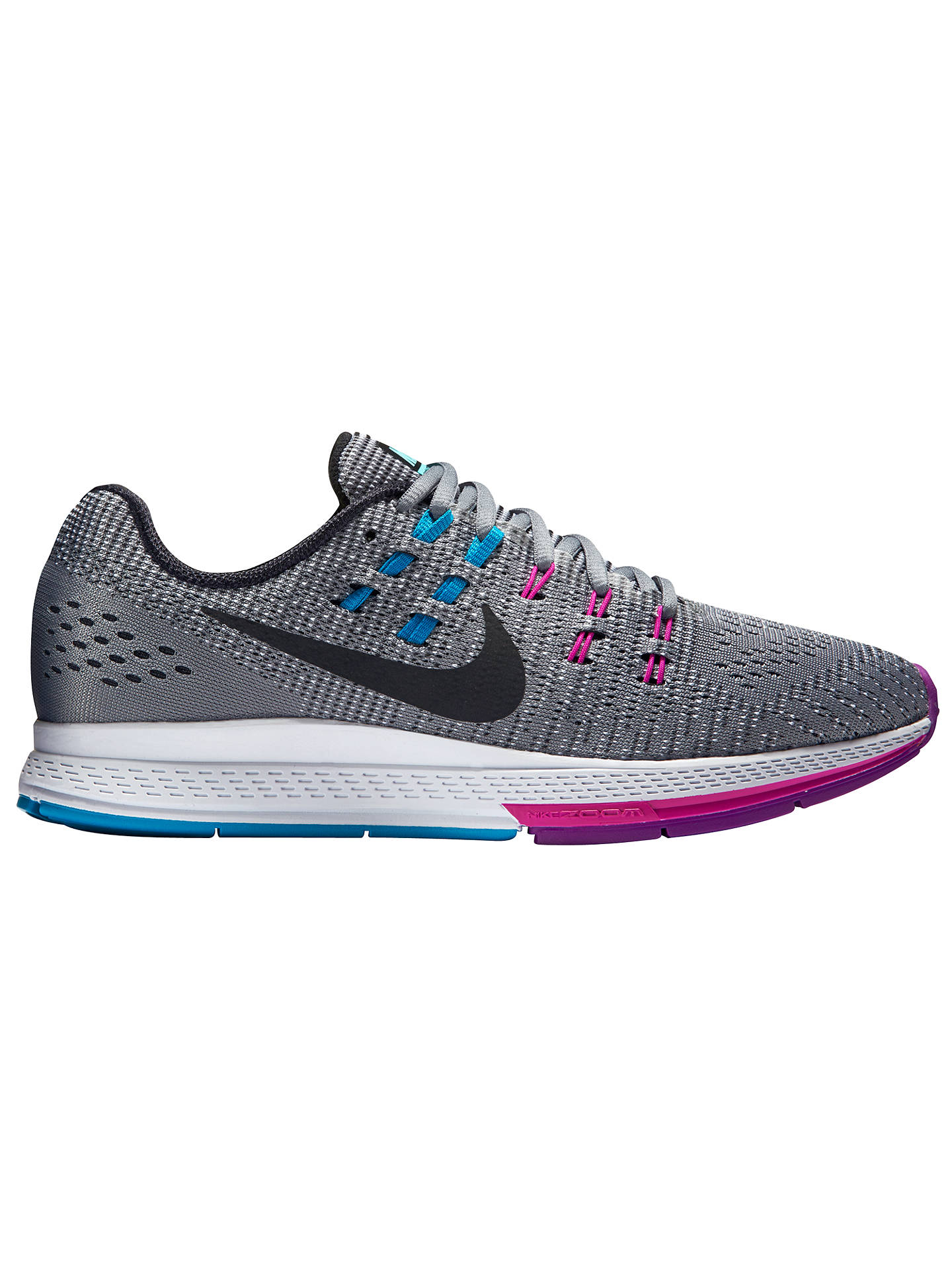 5bdcf0521cc74 Nike Air Zoom Structure 19 Women s Running Shoes at John Lewis ...