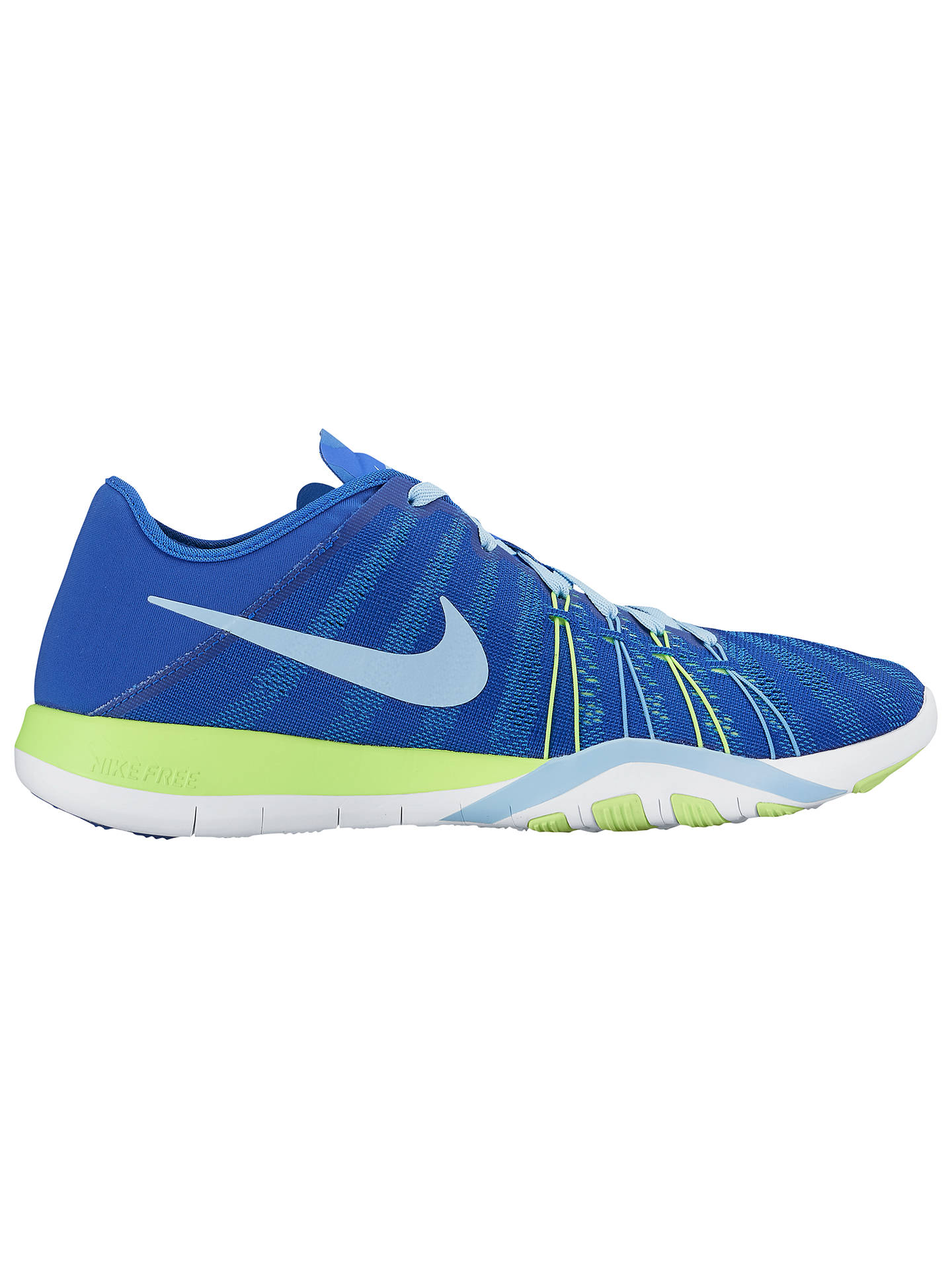 best service 581cc 9911a Buy Nike Free TR 6 Women s Cross Trainers, Blue Green, 4 Online at ...