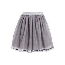 Buy John Lewis Girls' Mesh Skirt Online at johnlewis.com