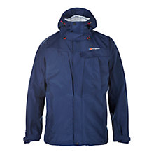 Buy Berghaus High Trails Waterproof Men's Jacket, Blue Online at johnlewis.com