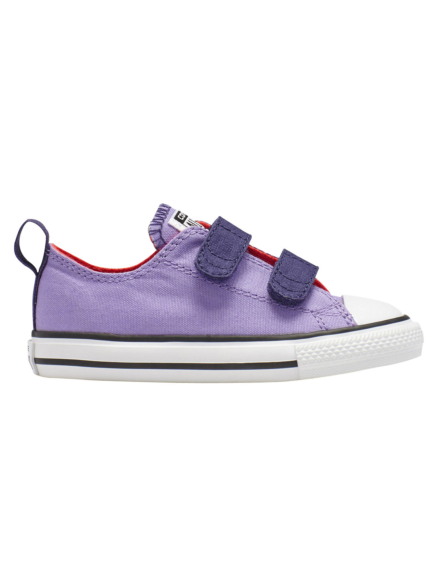 9fb4192d8e73 Converse Children s Chuck Taylor All Star Double Rip-Tape Shoes ...
