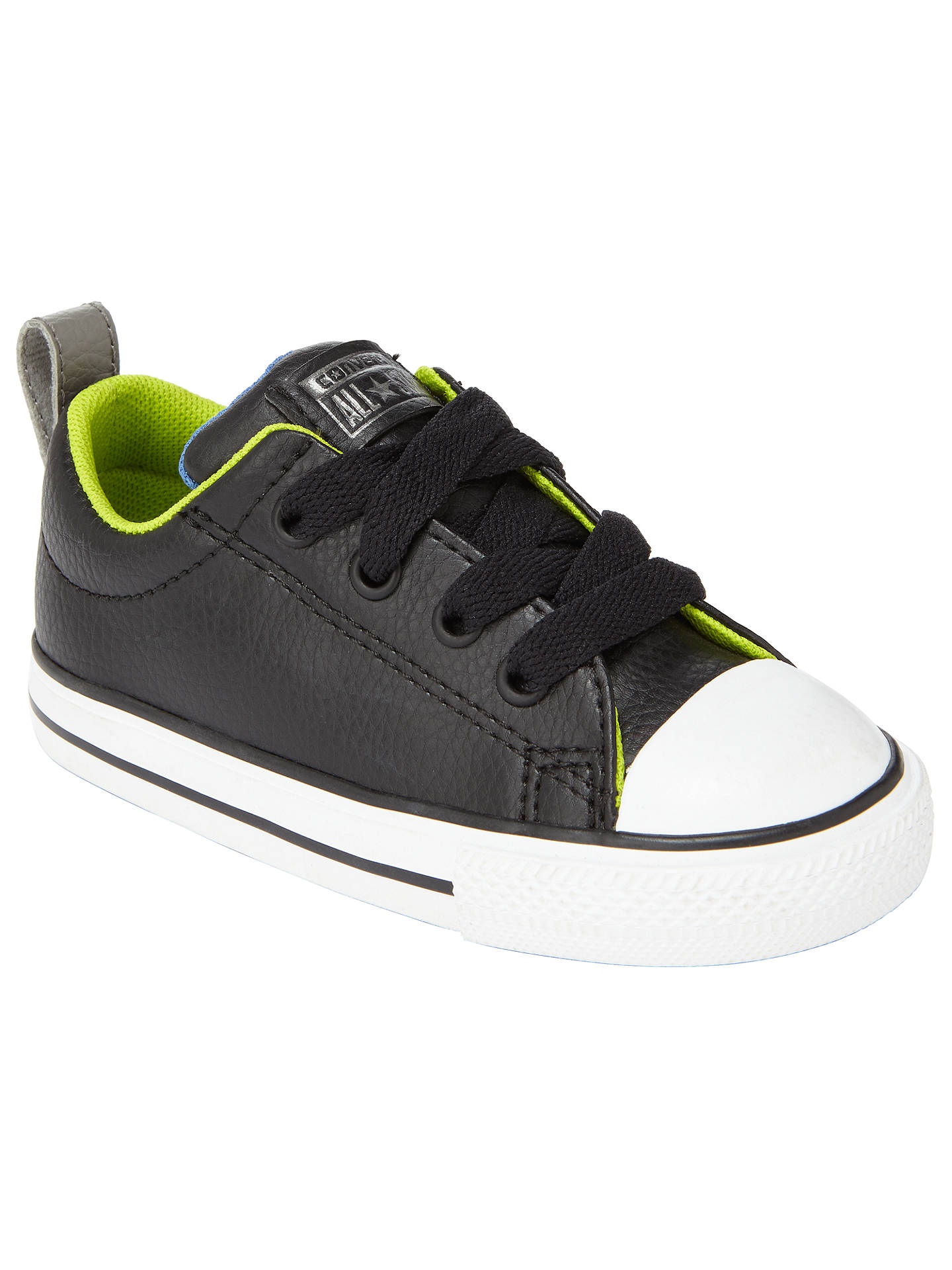 e09ddf6a68ae Buy Converse Children s Chuck Taylor All Star Street Lace Shoes