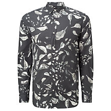Buy Homme + Rocco Bird Print Shirt Online at johnlewis.com