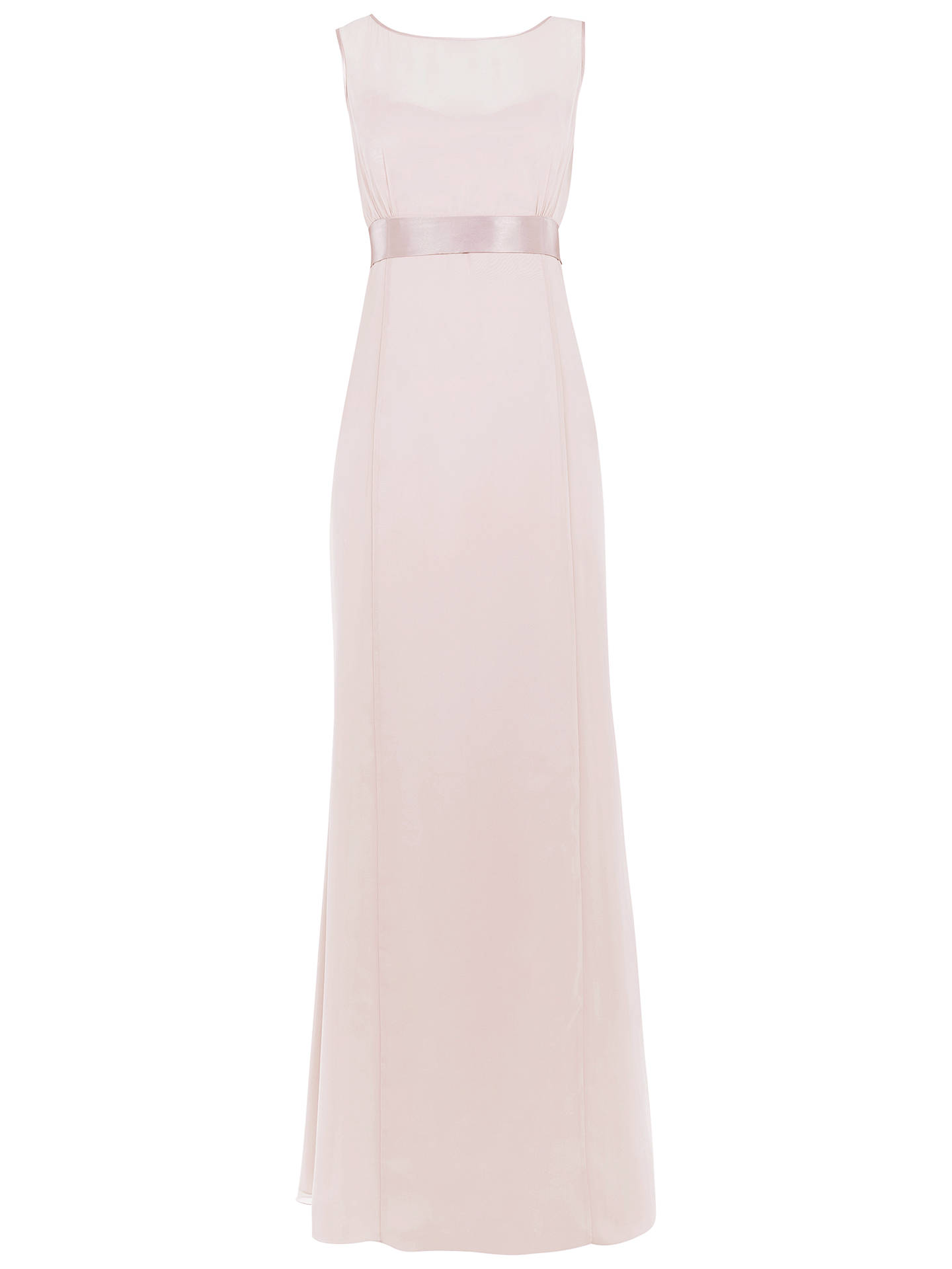 Buy Maids to Measure Charlotte Fitted Dress, Blossom, 20 Online at johnlewis.com