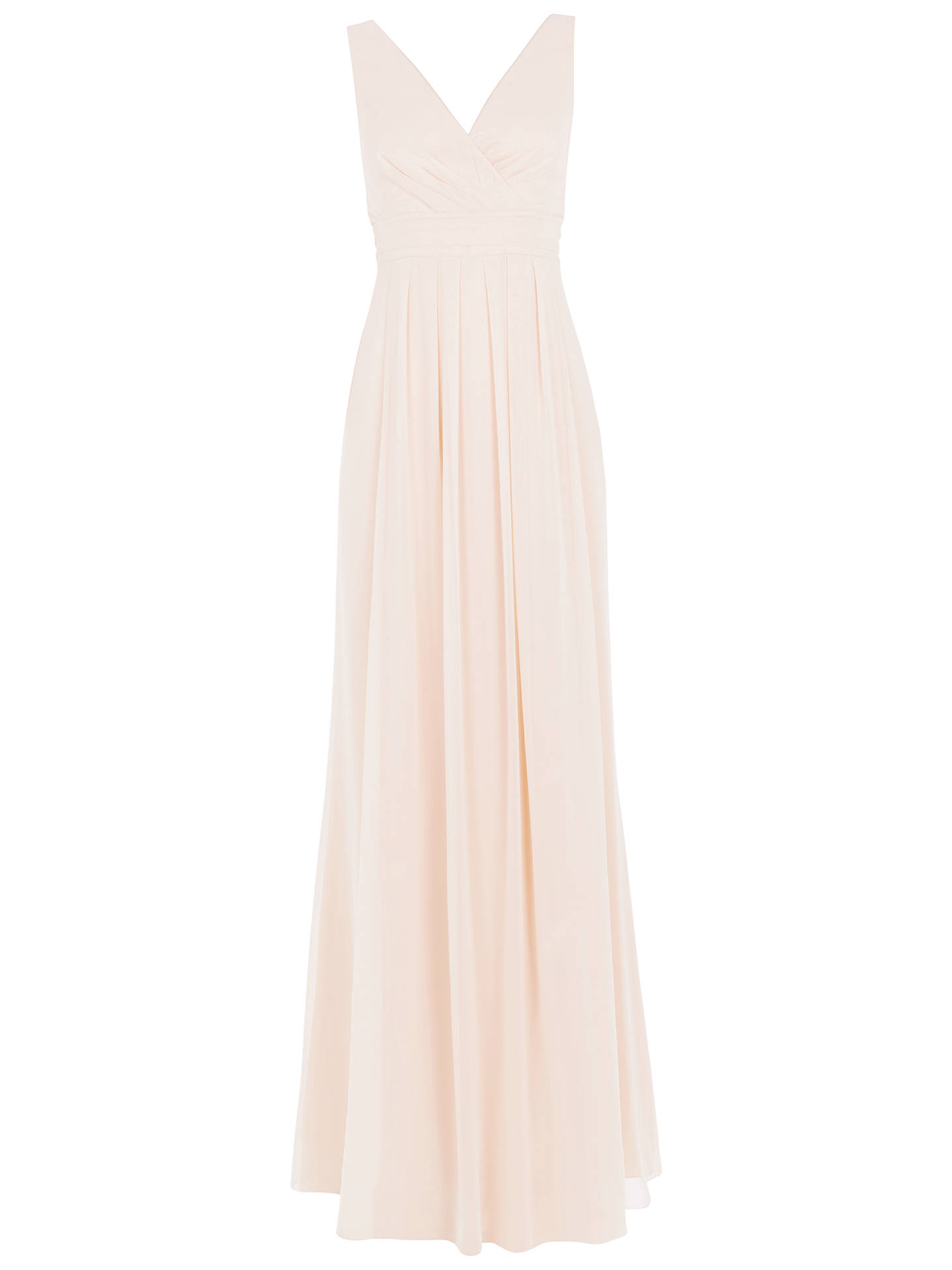 38f8a57777 Maids to Measure Lisette Floaty Dress, Just Peachy