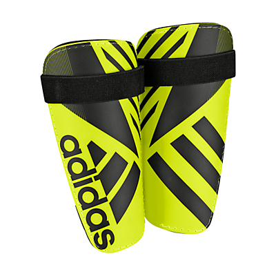 Adidas Ghost Lite Shin Guards, Yellow/Black