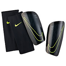 Buy Nike Adult Mercurial Lite Shin Pads Online at johnlewis.com