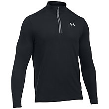 Buy Under Armour Running Streaker 1/4 Zip Long Sleeve Running Top Online at johnlewis.com
