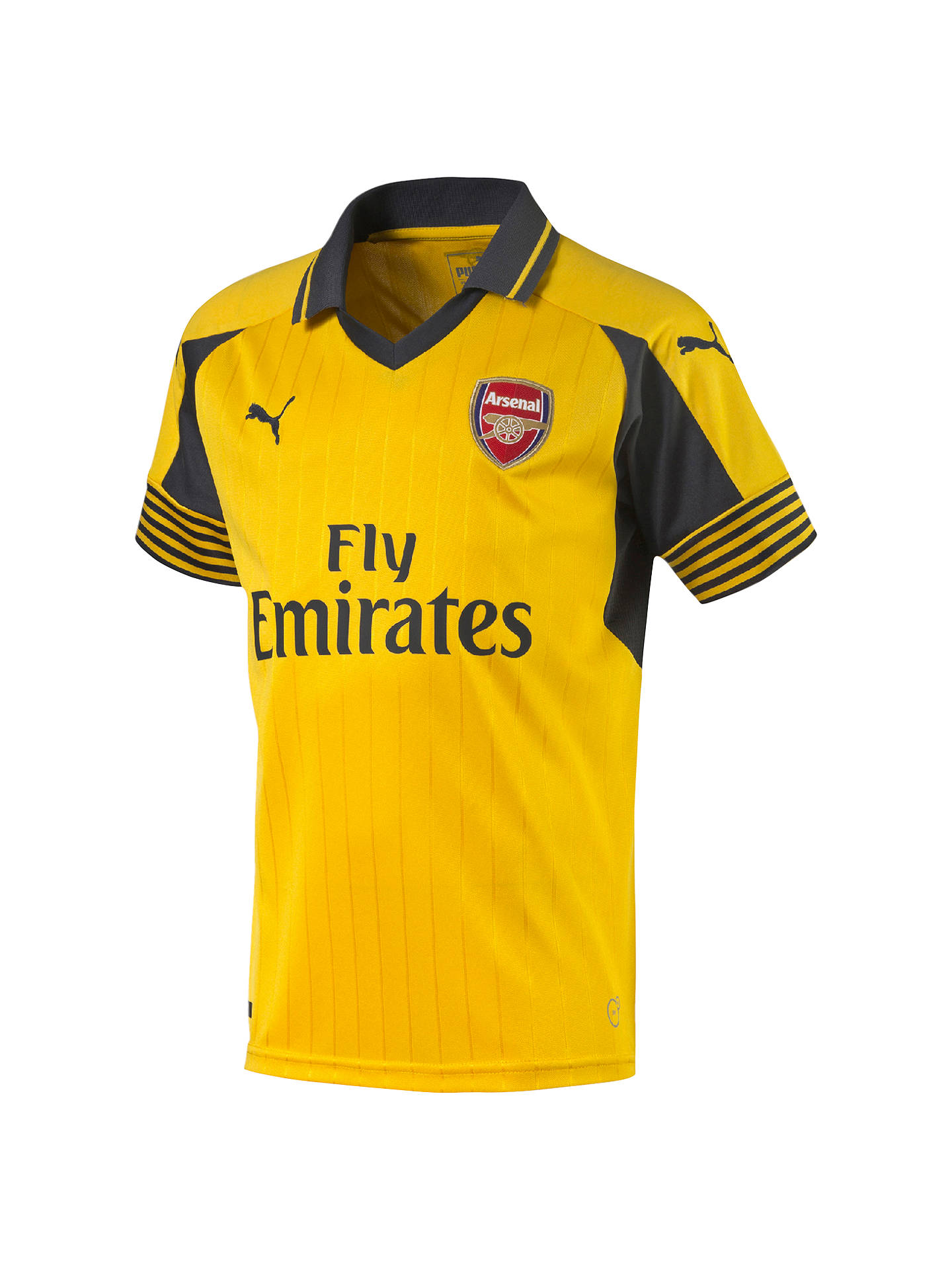 0caf393cf BuyPuma Children s Arsenal F.C. 2016 17 Away Football Shirt