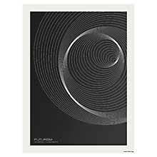 Buy Simon C Page - Futurism 1 Unframed Print Online at johnlewis.com