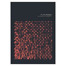 Buy Simon C Page - Futurism 5 Unframed Print Online at johnlewis.com