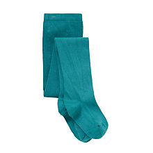 Buy John Lewis Girls' Cotton Blend Tights Online at johnlewis.com