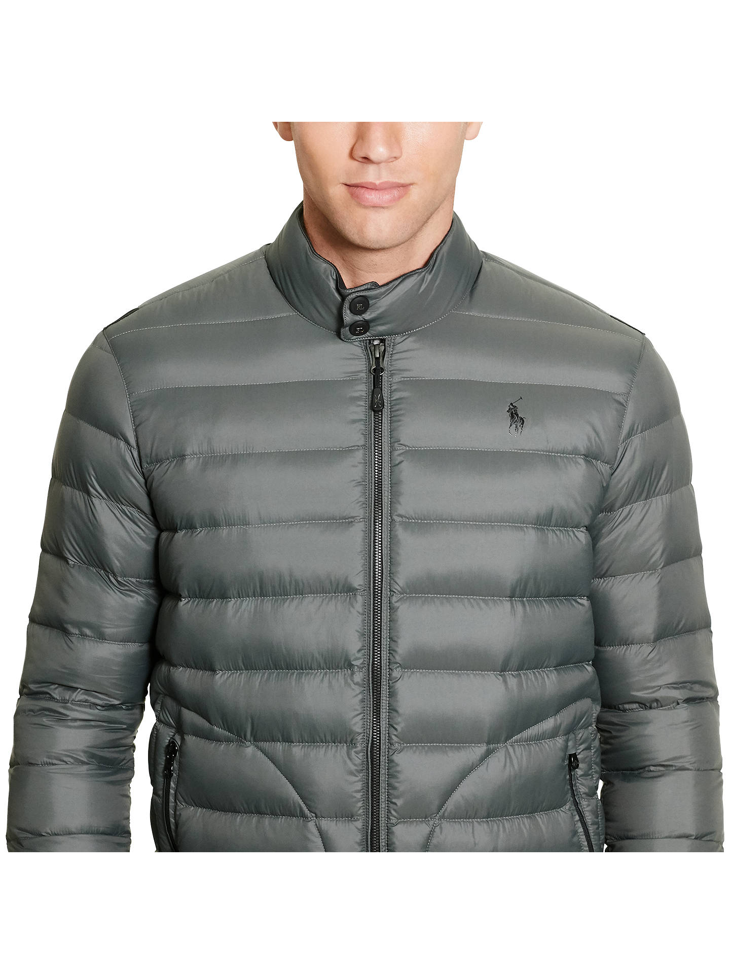 d211b620 Polo Golf by Ralph Lauren Packable Quilted Down Jacket at ...