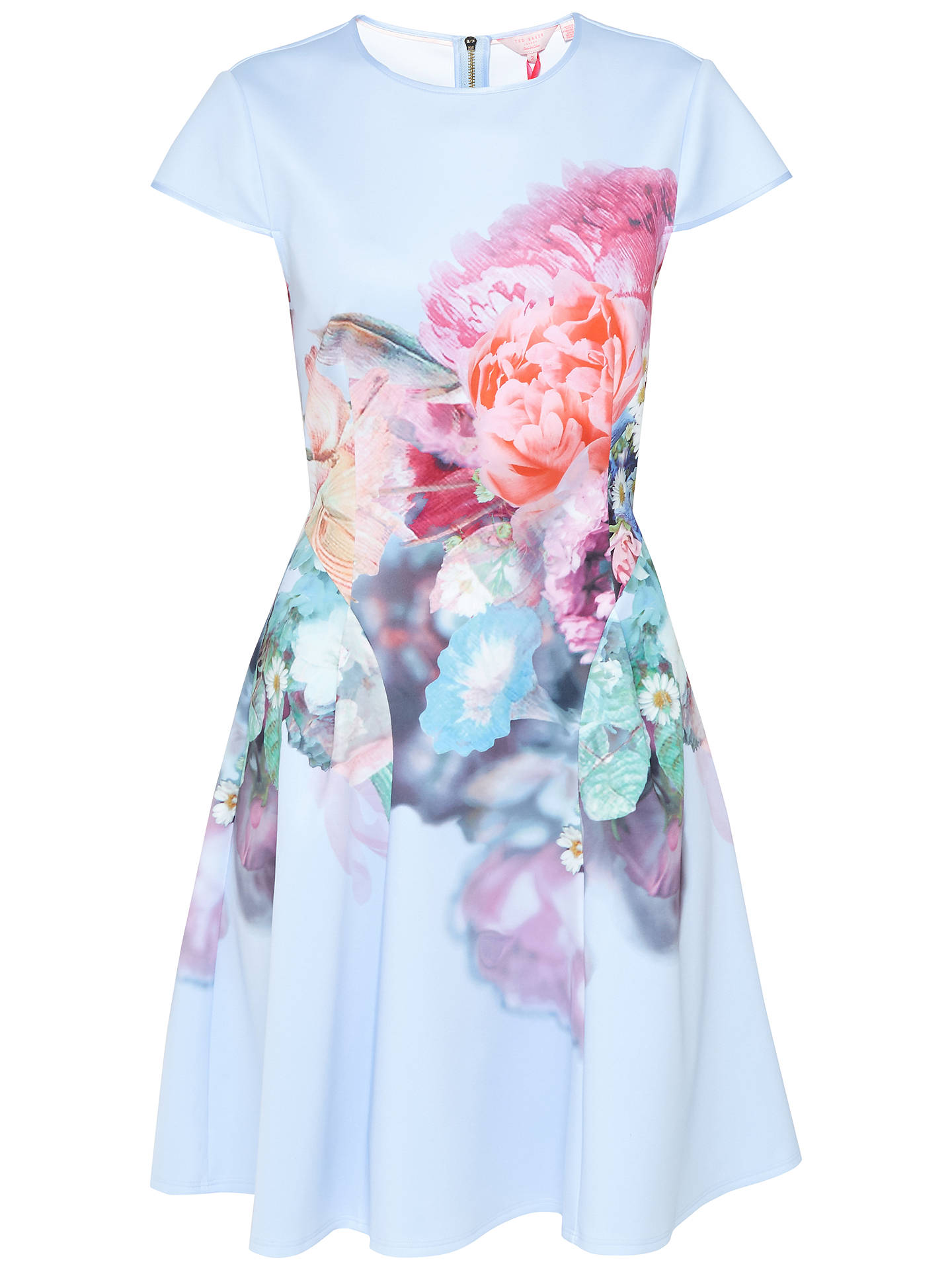 a2ff324b7fcfba BuyTed Baker Bowkay Focus Bouquet Skater Dress