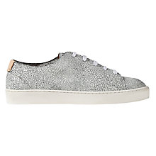 Buy Jigsaw Ayda Flat Trainers Online at johnlewis.com