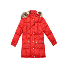 Buy Barbour Girls' Icefield Quilted Jacket Online at johnlewis.com