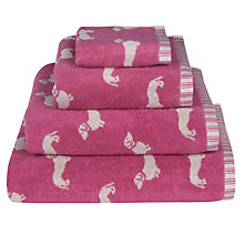 Buy Emily Bond Dachshund Towels Online at johnlewis.com