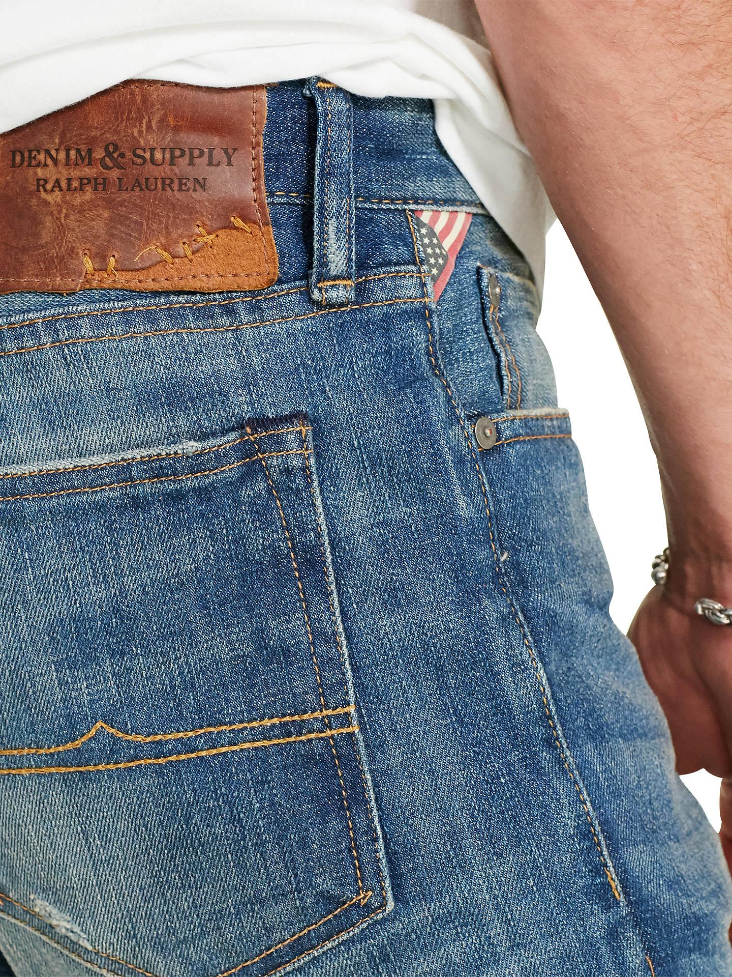6133d5e5a Denim   Supply Ralph Lauren Slim Fit Jeans