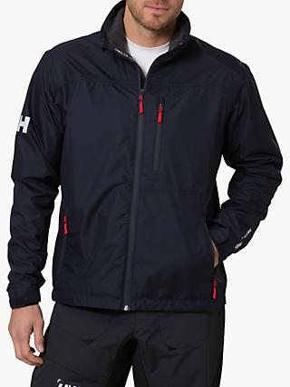 Helly Hansen Crew Midlayer Men's Jacket, Navy
