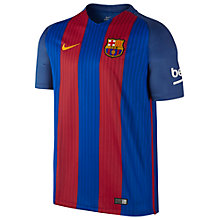 Buy Nike Barcelona FC Home Football Shirt Online at johnlewis.com
