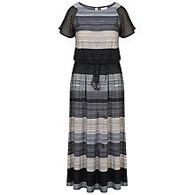 Buy Celuu Cordelia Stripe Maxi Dress, Multi Online at johnlewis.com