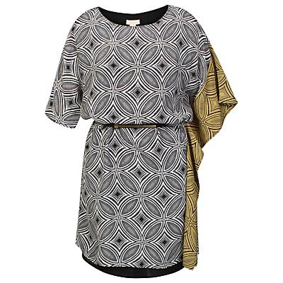 Celuu Gisselle Belted Dress, Multi