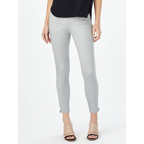 Buy Phase Eight Amina Zip 7/8th Jeggings Online at johnlewis.com