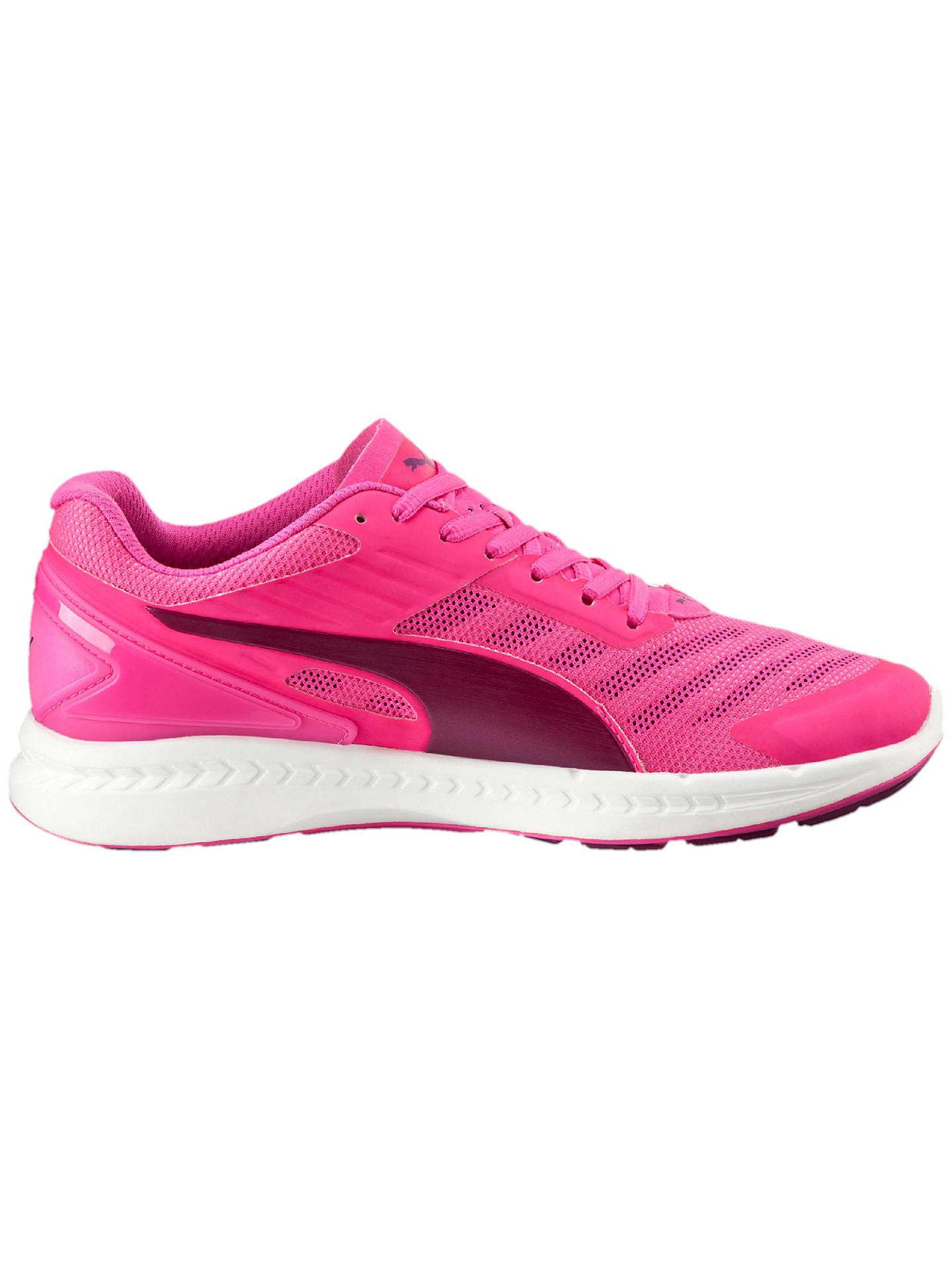 Conception innovante 35c28 4ad98 Puma Ignite V2 Women's Running Shoes, Purple/Pink at John ...