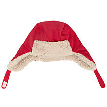 Buy John Lewis Baby Corduroy Trapper Hat Online at johnlewis.com