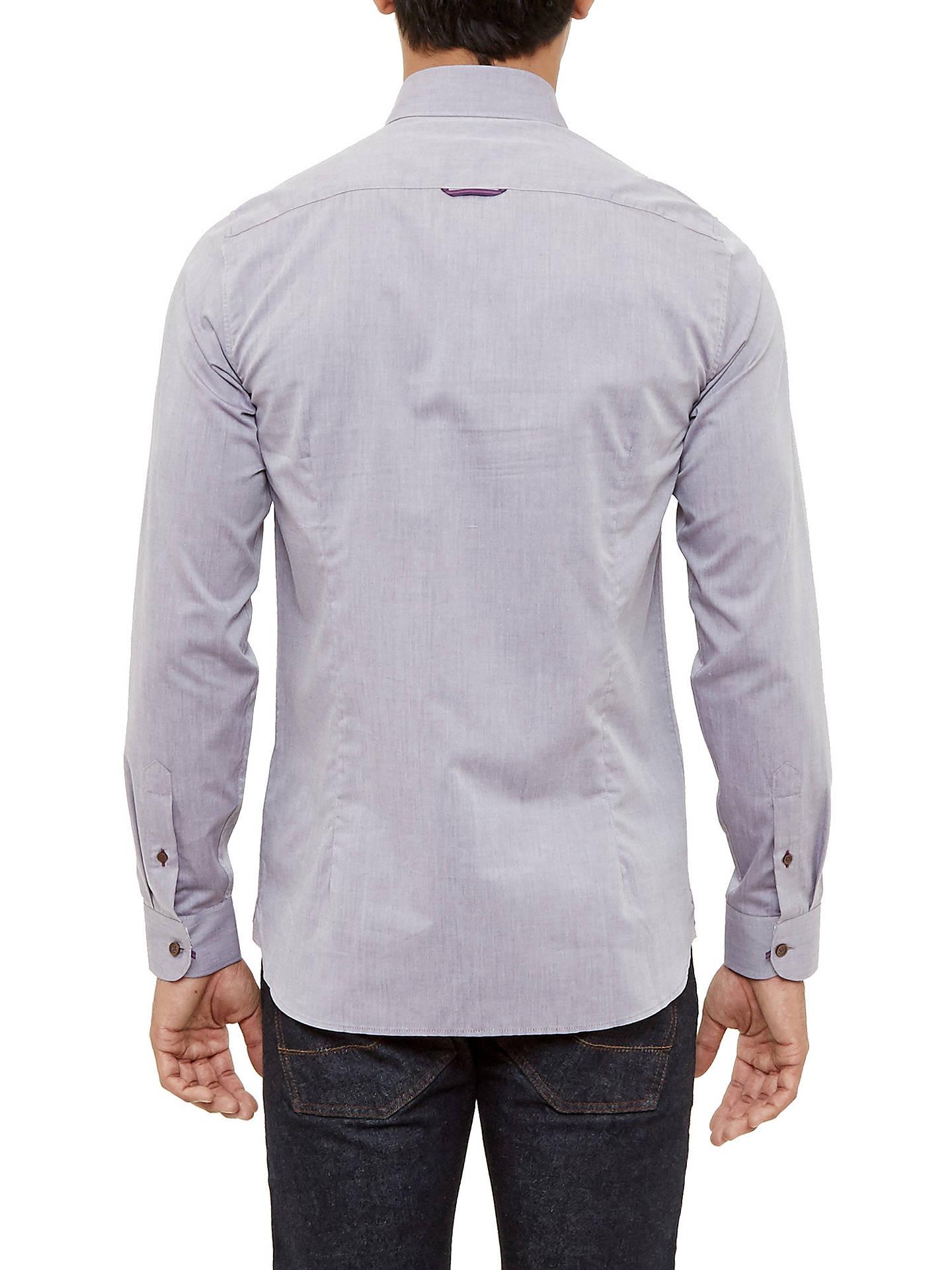 091732895328 Ted Baker Salad Long Sleeve Shirt at John Lewis   Partners