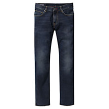 Buy Tommy Hilfiger Denton Straight Jeans, Vintage Blue Online at johnlewis.com