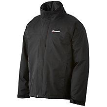 Buy Berghaus RG Alpha 3-in-1 Waterproof Men's Jacket, Black Online at johnlewis.com