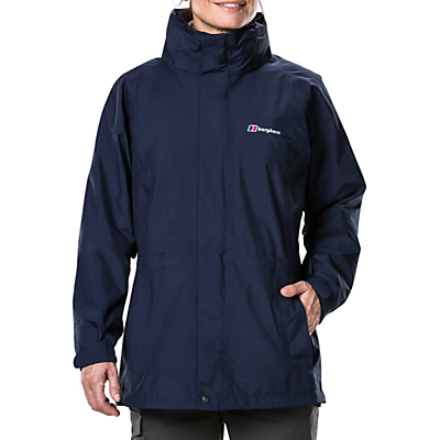Berghaus Glissade GORE-TEX Waterproof Women's Walking Jacket, Blue