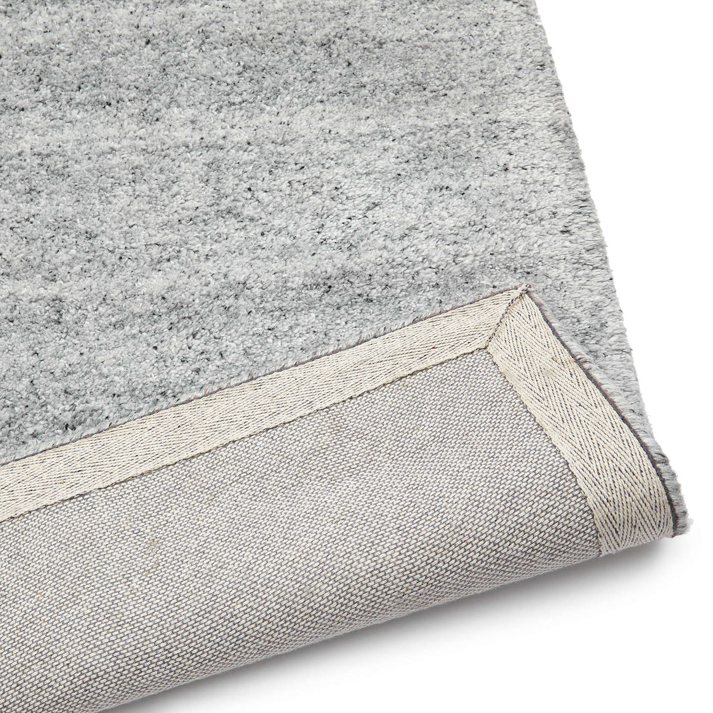 House By John Lewis Shaded Rug Grey L180 X W120cm Online At Johnlewis