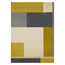 Buy John Lewis Riga Rug, Citrine Online at johnlewis.com